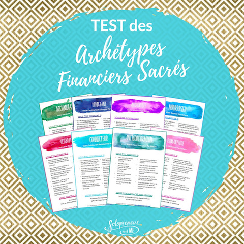 Test des Archetypes Financiers sacrés